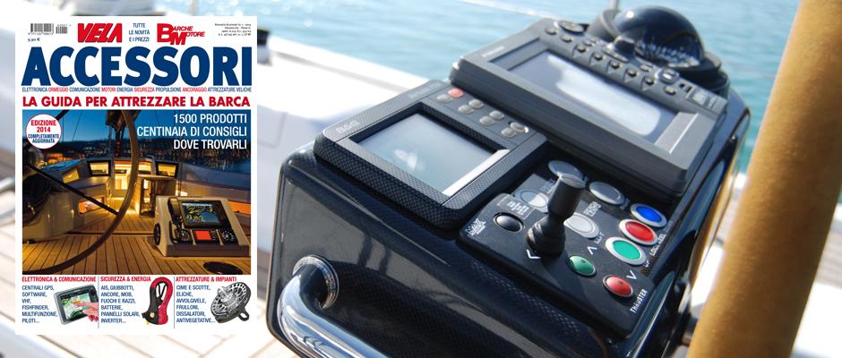 Non perdete il nuovo annuario accessori 2014 tutti i for Accessori per barca a vela