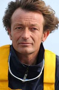Fred le Peutrec dirige la squadra di recupero