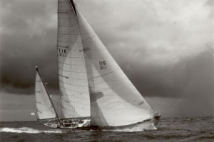 Stormy Weather of Cowes