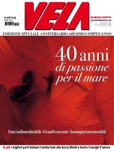 Il numero speciale da collezione di Luglio che celebra i 40 anni del GdV