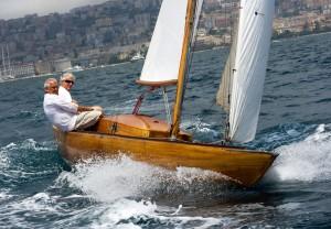 Le Vele d'Epoca a Napoli 2014