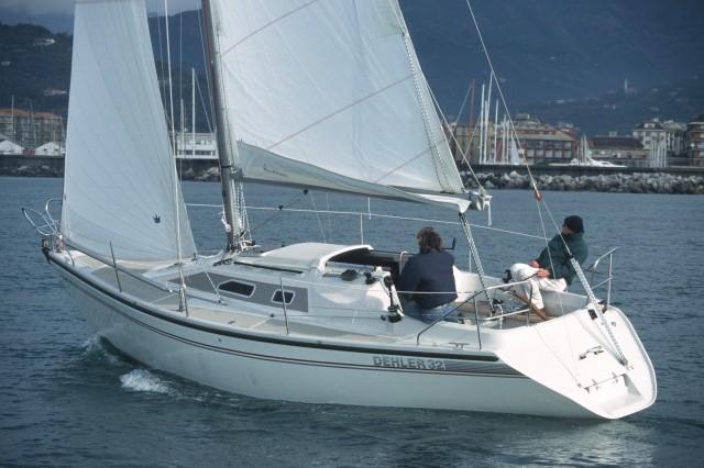 cinque barche usate imperdibili da 9 a 10 metri