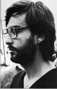 Corrado Di Majo nel 1977