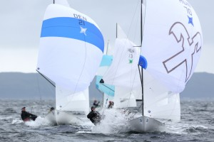 The Flying Dutchman World Championships - Largs 2014