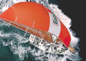 Gatorade all'edizione 1989-90 della Whitbread