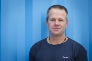 Team Vestas Wind Crew: Chris Nicholson, Skipper