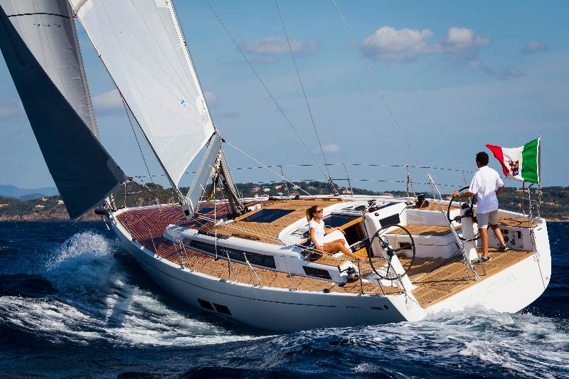 Grand Soleil 43, uno dei modelli di punta della gamma Performance