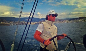 """Gabriele Benussi al timone dello Stream 40 """"Jack Sparrow"""""""