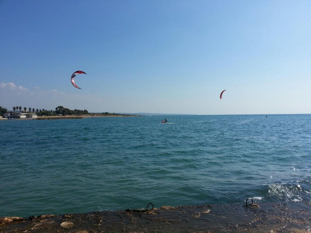 Prove con il kite_1