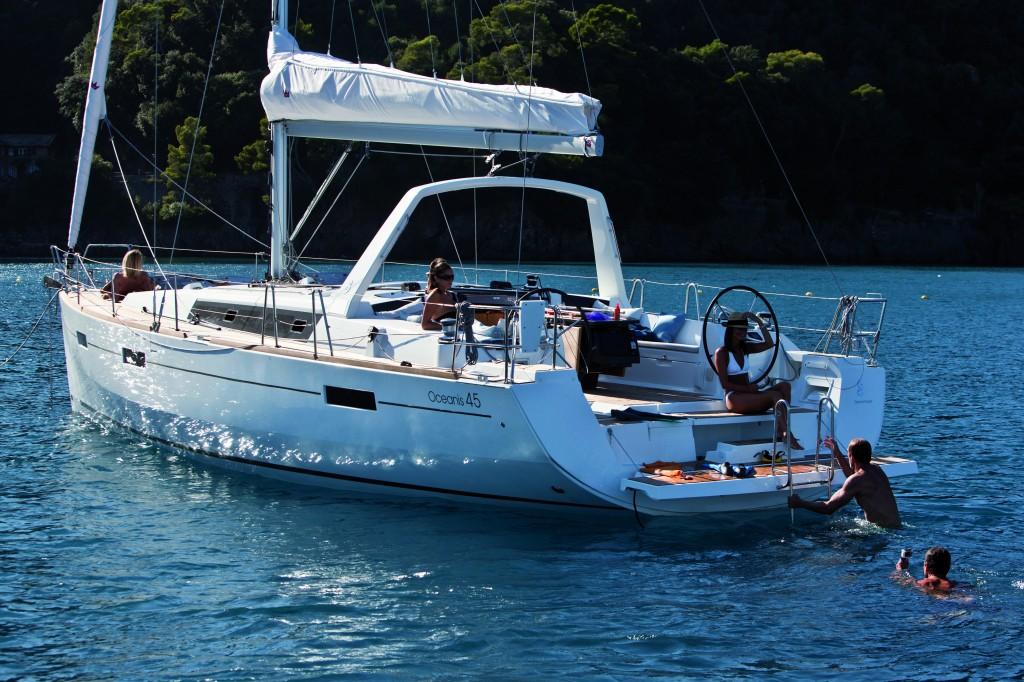 Il rollbar, sempre piu' diffuso sulle barche di oggi