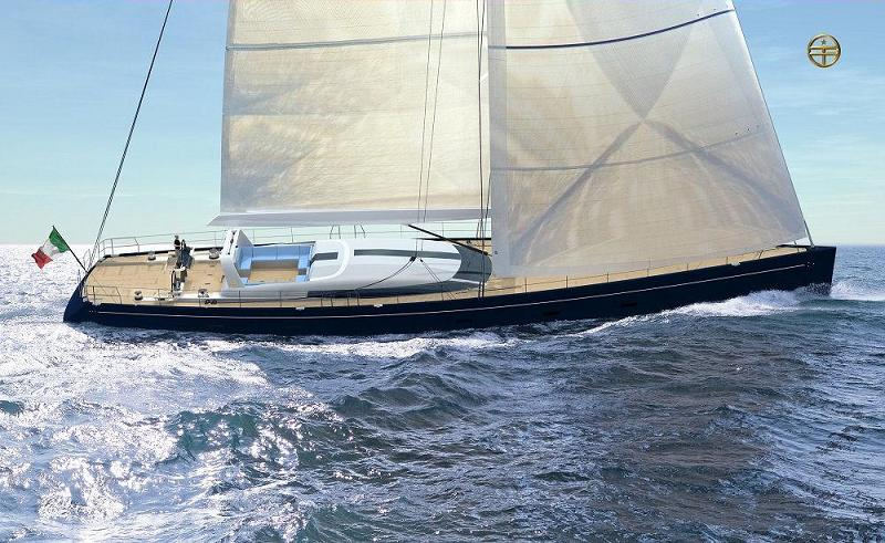 Perini Navi C.2130 39M Sloop