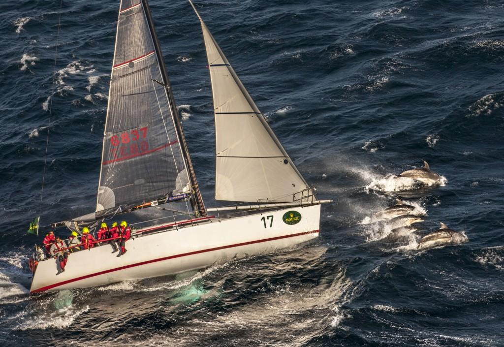 Rolex Sydney Hobart Yacht Race 2013