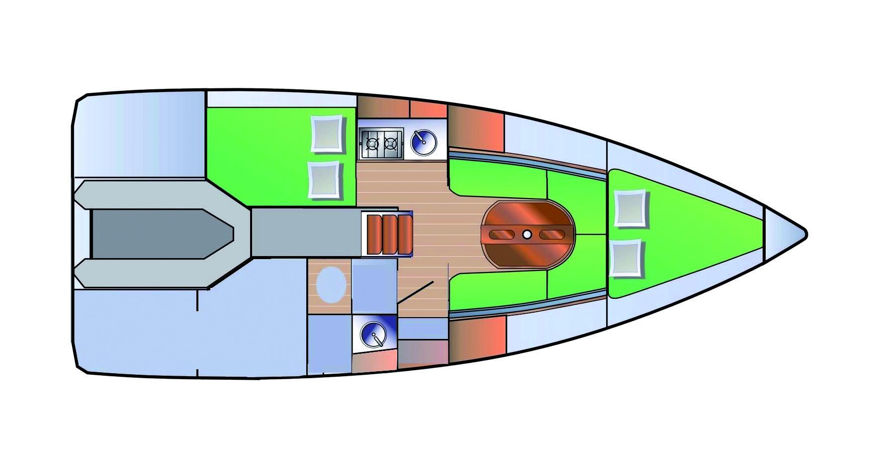 Best of 2014 le barche che si appoggiano e navigano for Prezzo al piede quadrato per costruire un garage