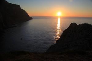 05 tramonto a punta troia