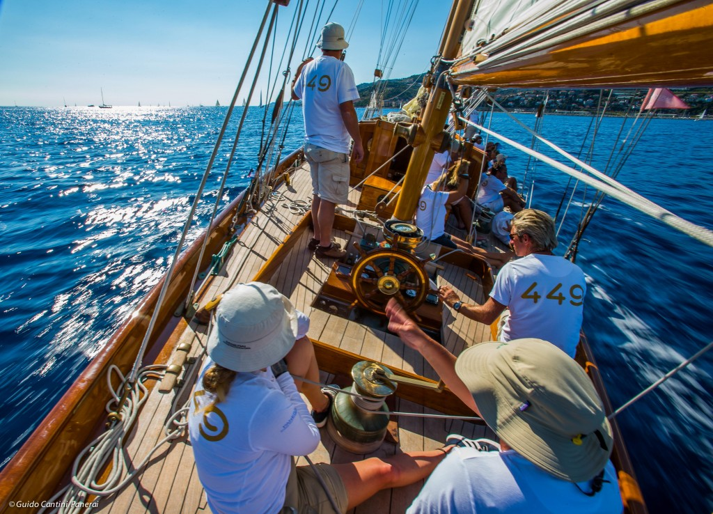 Panerai Classic Yacht Challenge  2014 Vele d'Epoca Imperia 2014 Ph: Guido Cantini/Panerai/Sea&See.com