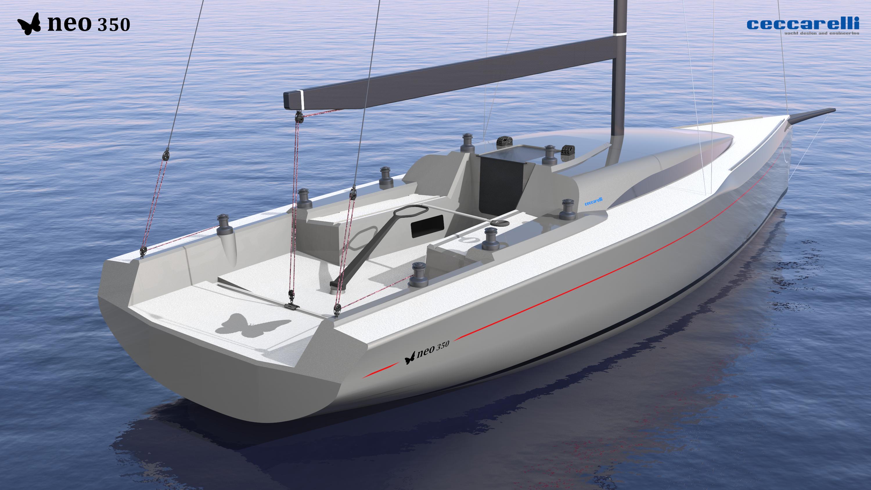 Neo 350 nato per essere lo scafo pi veloce del gruppo c orc - Progetto bagno 2x2 ...