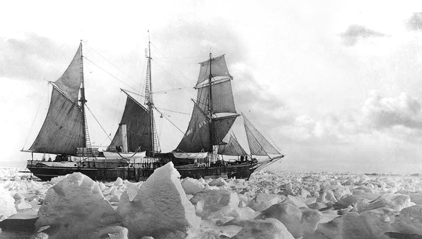 Il talento (e il coraggio) di mr. Shackleton L'Endurance, bloccata nella banchisa dell'Antartide, nel 1915. La tre alberi con cui Ernest Shackleton e 27 membri dell'equipaggio intendevano raggiungere il Polo Sud venne abbandonata prima di venire letteralmente stritolata dalla pressione dei ghiacci e gli uomini usano le scialuppe per raggiungere l'Isola Elephant. Da lì, il 24 aprile Shackleton si lancia in un viaggio senza speranza a bordo di una scialuppa a vela di 7 metri fino alla Georgia del Sud, dove entra finalmente in contatto con alcuni balenieri. Ha percorso 800 miglia. Torna con i soccorsi dopo quattro mesi dove ha lasciato i suoi uomini e li salva tutti e 27.