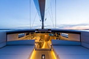 Sailing yacht WinWin - Exterior