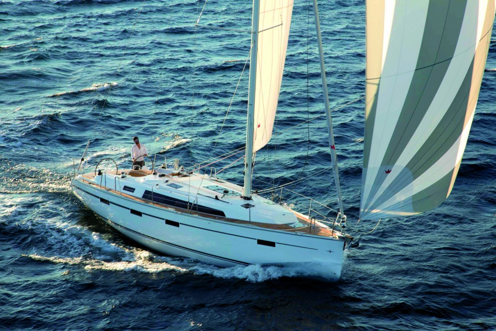 bavaria cruiser 41 outside