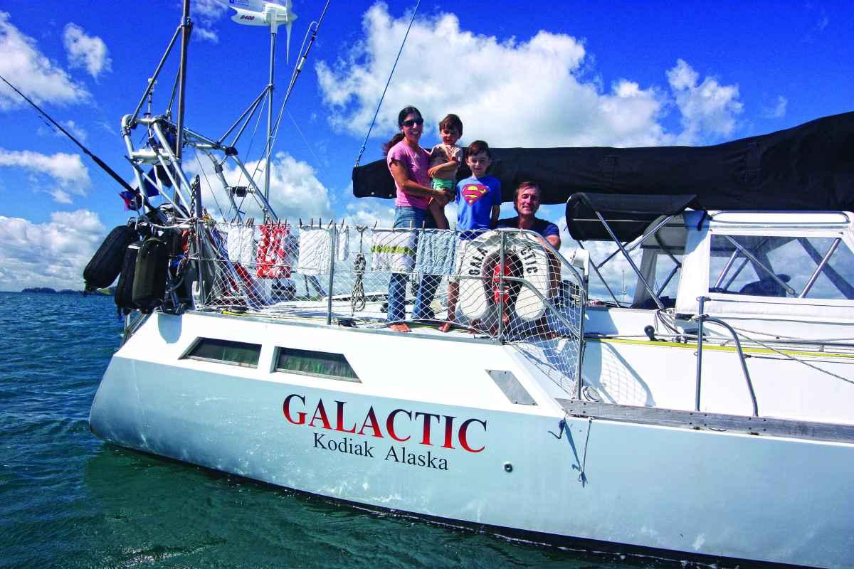 Attrezzare la barca a prova di neonato per navigare ovunque for Parti di una barca a vela