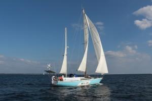 Amasia sailing