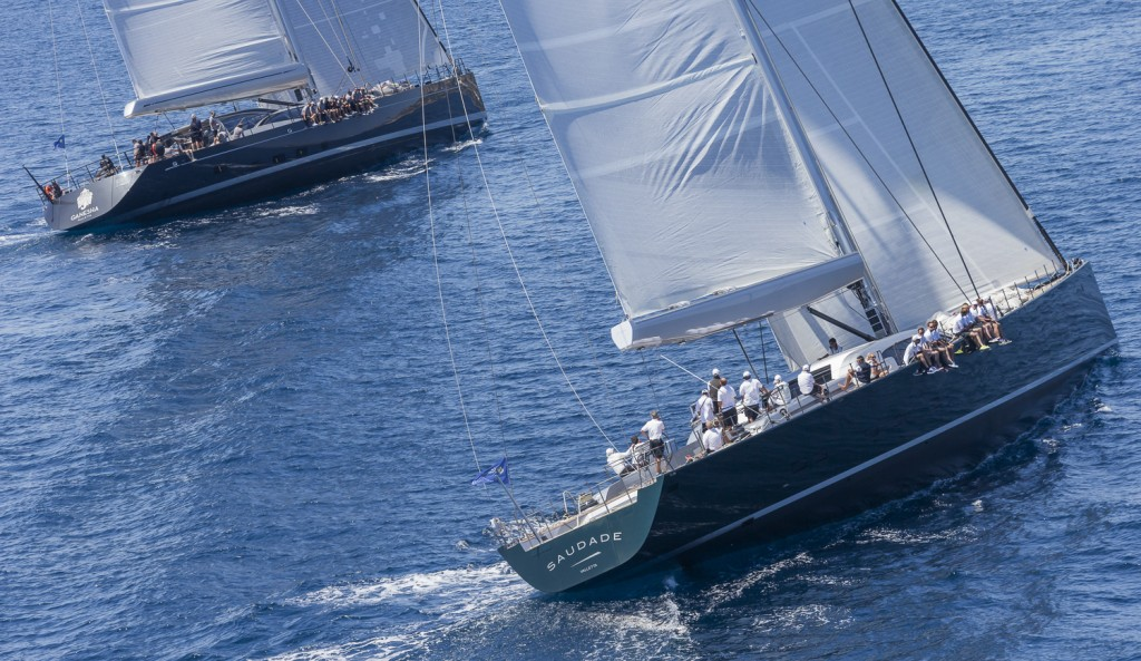 Loro Piana Superyacht Regatta 2015