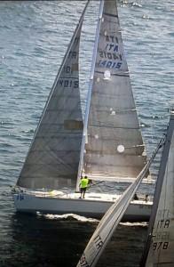 X-Altair la barca vincitrice della XXX Regata Internazionale Br-Corfu