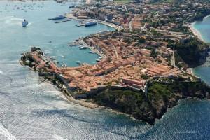 Portoferraio all'Isola d'Elba