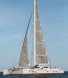La prima uscita in mare di Vitalia