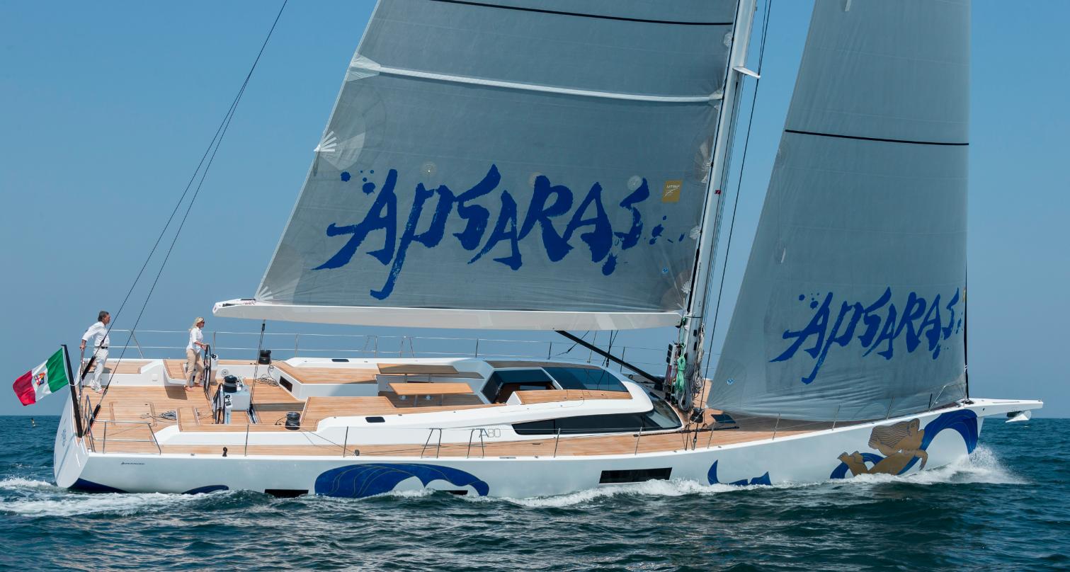 L'Advanced A80, ammiraglia del Salone di Genova 2016