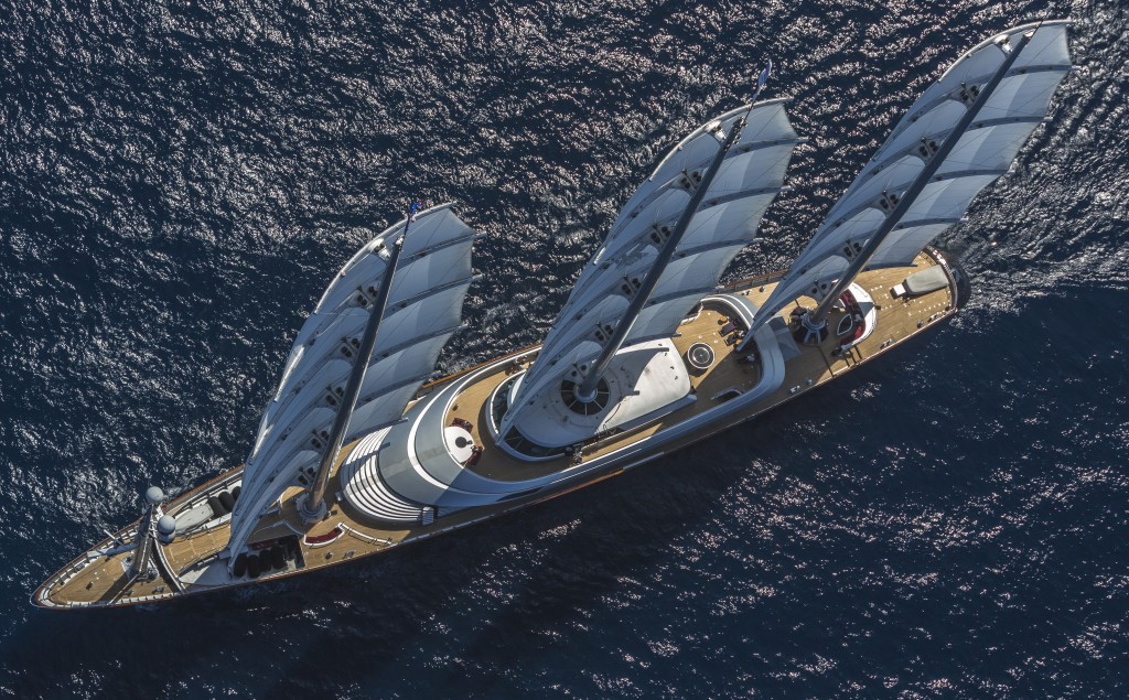 Porto Cervo, 8/29/13 Perini Navi Cup 2013 The Maltese Falcon Photo: Studio Borlenghi/Stefano Gattini