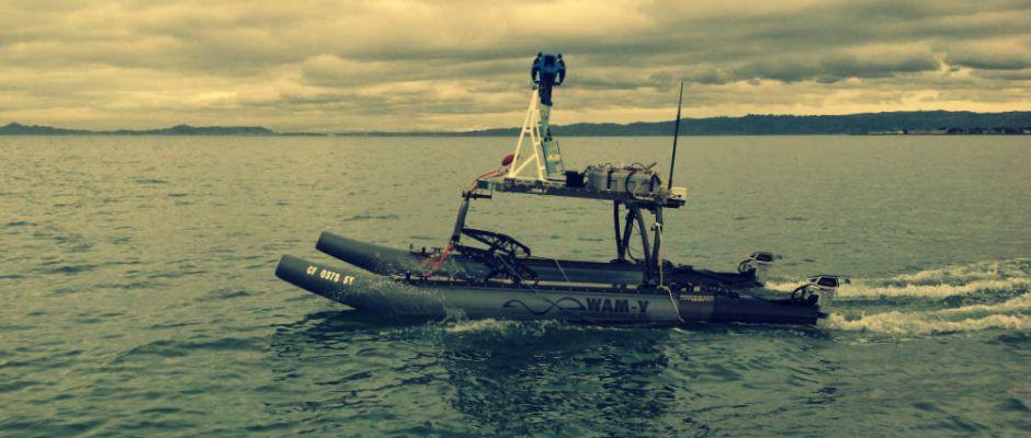 barca fantasma vera