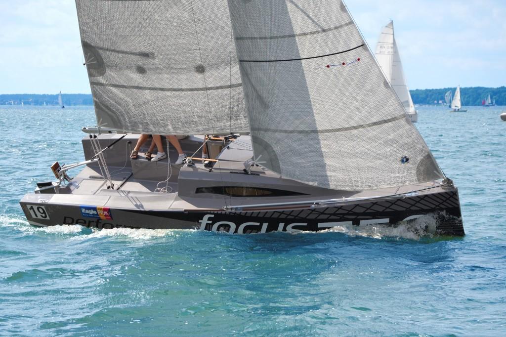 Focus 750 - sailing 2