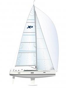 X4 Sail Plan