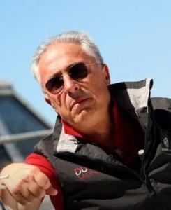 Sergio Quirino Valente, armatore di Duvetica Grey Goose