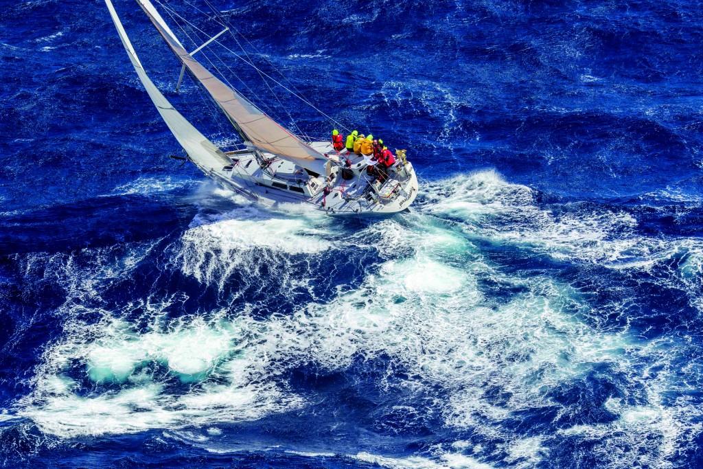 56, ABRACADABRA (NSW), Sail No: 5612, Design: Tripp 47, Owner: James Murchison, Skipper: James Murchison