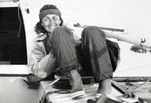 Annarita Curina, lo skipper vittima della furia omicida di De Cristofaro