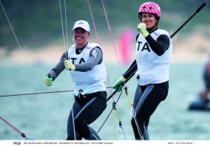 ISAF SAILING WORLD CHAMPIONSHIPS - SANTANDER 8-21 SEPTEMBER 2014