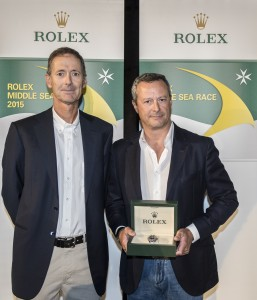 Francesco De Angelis and Michele Galli B2, Sail n: ITA5200, Boat Type: IRC 52, Skipper: Michele Galli, Country: Italy
