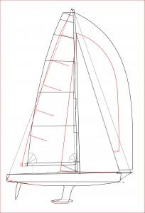 Atalanta_Sail Plan
