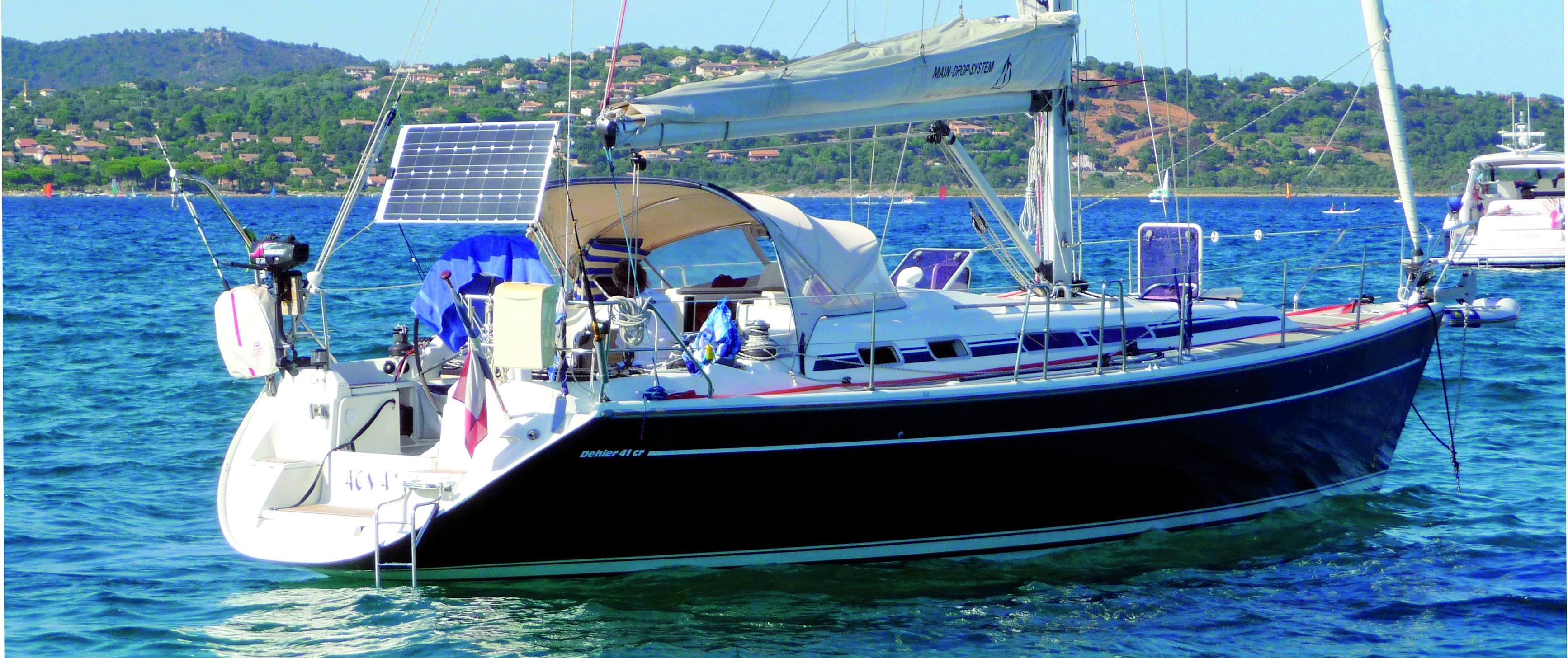 Batterie a terra mai pi i consigli del superesperto for Accessori per barca a vela