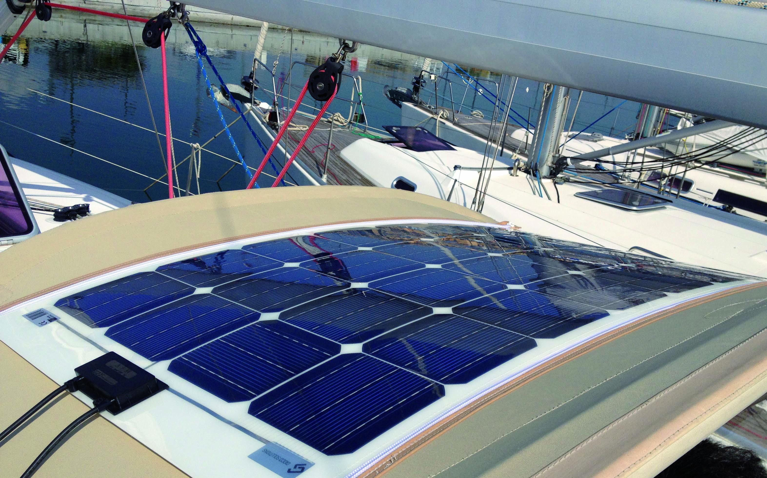 Pannello Solare Per Gommone : State pensando di installare i pannelli solari a bordo