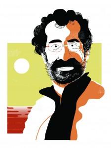 Il ritratto di Salvatore Mantaci realizzato da Luca Tagliafico