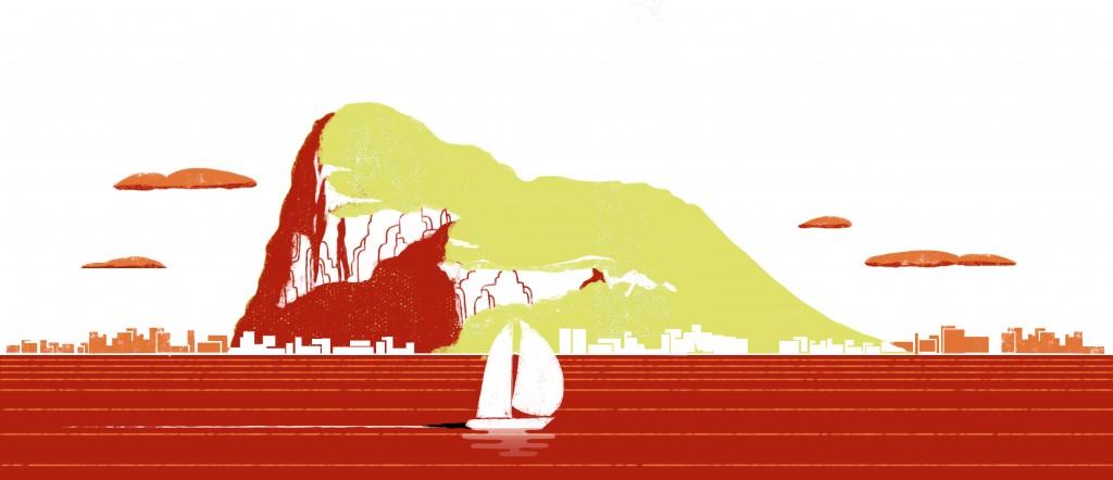 Tarabaralla si lascia alle spalle Gibilterra, destinazione Canarie
