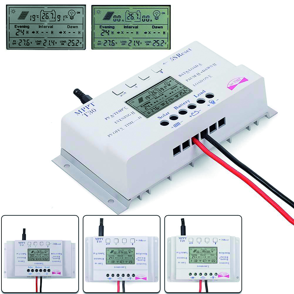 LCD-10-20-font-b-30-b-font-40A-12V-24V-MPPT-font-b-Solar-b