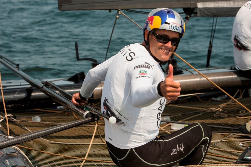 Russell-Coutts-thumbs-up