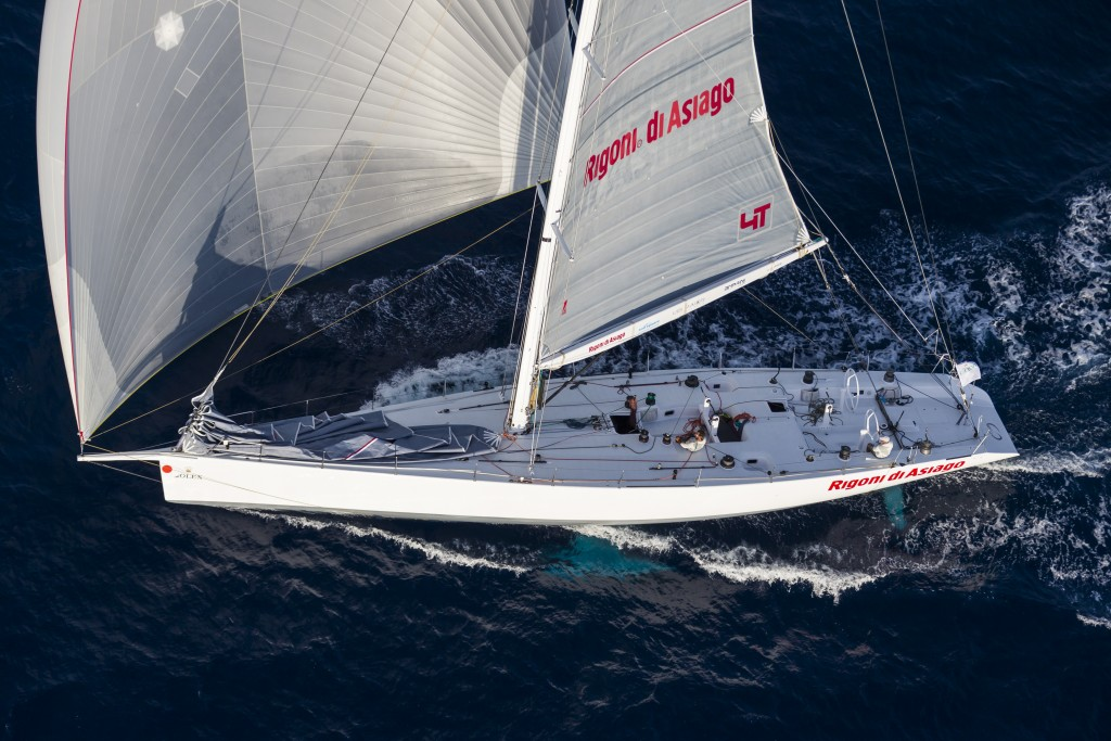 OURDREAM, Group 0 (IRC >18.05mt), Sail n: Gbr7070, Owner: CLAUDIO UBERTI