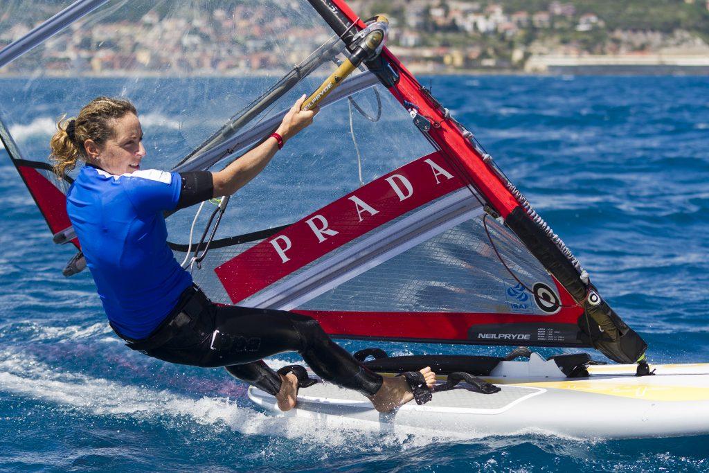 Classe RS:X W - Alessandra Sensini (CC Aniene)