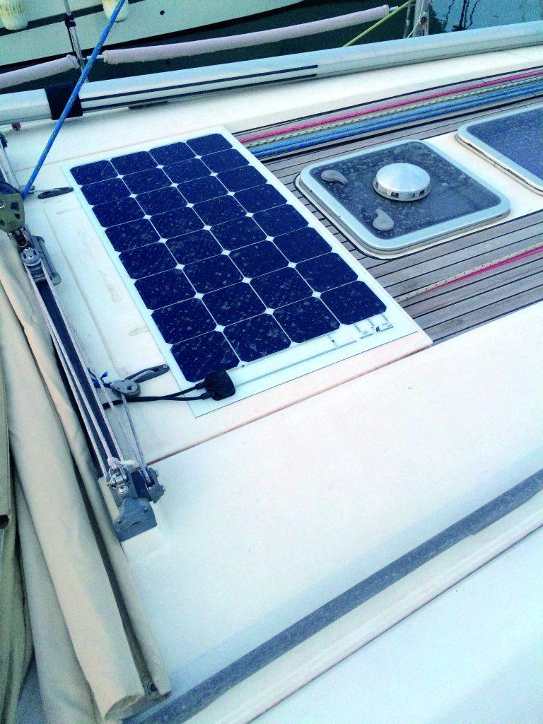 pannello solare tuga