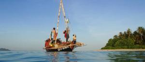 La barca di iuta
